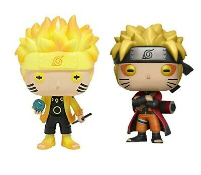 Funko POP Naruto Vinyl Doll Action Toy Figures NARUTO Sage Model