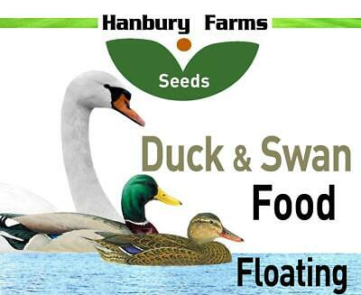 3KG , Floating Swan & Duck  food,quality-lucky Duck food,feed ducks & Swans.