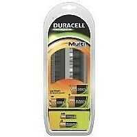 Duracell 1 hour Multi Charger - 81362493