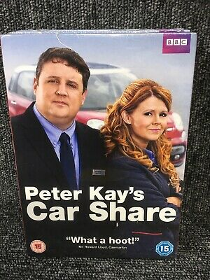 Peter Kay's Car Share DVD BBC SEALED. Series 1. New Sealed. Freepost In Uk