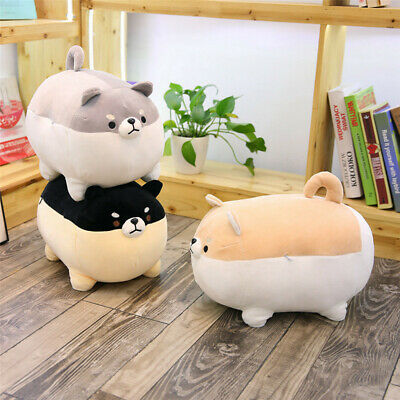 Anime Shiba Inu Plush Stuffed Pillow Doll Cartoon Doggo Cute Shiba Soft Toy L