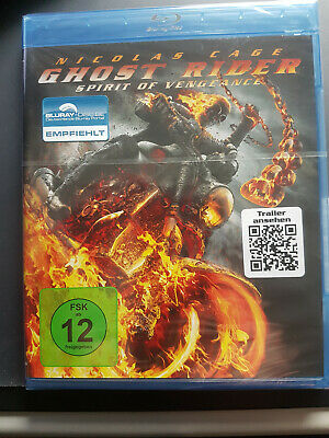 Ghost Rider - Spirit of Vengeance / Nicolas Cage BluRay