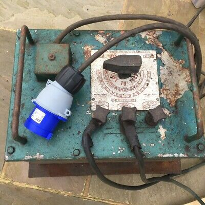 OXFORD Single-phase 240V Oil-Immersed RT40 140 amp Electric Arc Welding Set