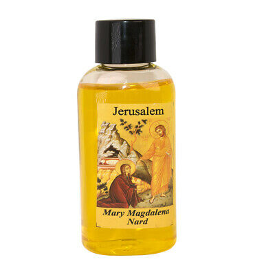 Anointing Oil Nard Authentic Fragrance Holy Land Biblical Spices 50 ml/1.7fl.oz