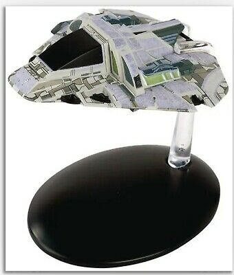 Star Trek Starships  Collection BOMAR PATROL SHIP #151 sold at RRP £14.99