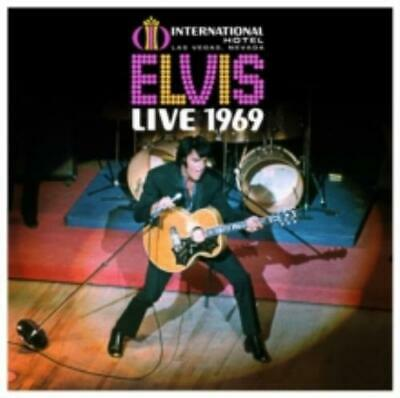 Elvis Presley: Live 1969 -Box Set [Cd]
