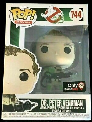Funko Pop Ghostbusters - DR. VENKMAN SLIME - SDCC 2019 SHARED EXCLUSIVE PRESALE
