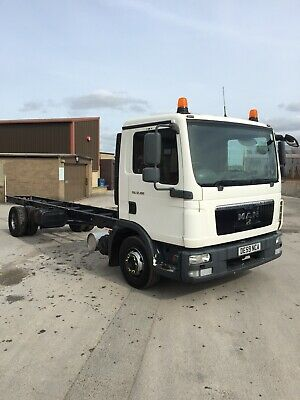 MAN 06 TGL D08 Manual Zf Gearbox Breaking Spares Repairs Engine Axle
