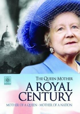 QUEEN MOTHER: A ROYAL CENTURY (Region 1 DVD,US Import,sealed.)