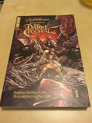 Tokyopop Jim Henson's Legends Of The Dark Crystal Volume 1 Manga