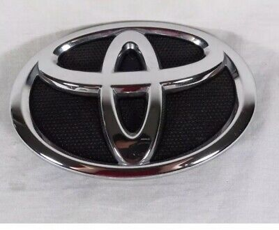 C logo fit Toyota Camry 2010-2011 Front Bumper Emblem Front Grille Grill Badge