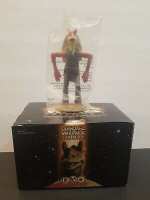 STAR WARS EPISODE 1 JOKING JAR JAR BINKD KFC Taco Bell Pizza Hut 1999 SEALED!