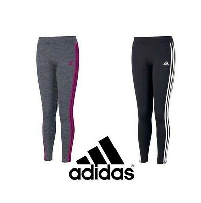 Adidas Youth Girls 3 Stripe Tights  Athletic Pick a size/color