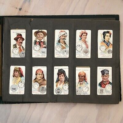 Cigarette Card Collection - 3 full sets of Wills & Players Cards
