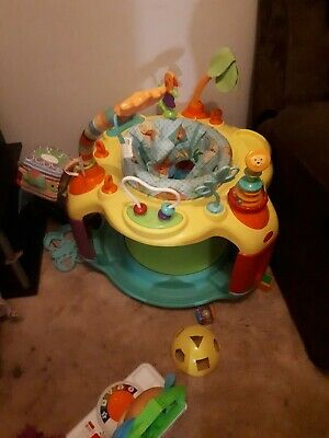 baby activity centre jumperoo excellent condition