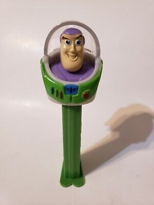 Pez Disney/Pixar Toy Story - Buzz Lightyear - Pez Candy Dispenser - 2006 Rare