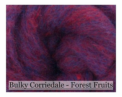Forest Fruits - Corriedale Wool - 16oz