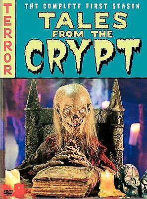 Tales from the Crypt - The Complete First Season (DVD, 2005, 2-Disc Set) NEW