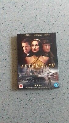 The Aftermath DVD : BRAND NEW & SEALED