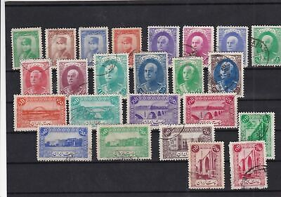 middle east used stamps ref 11960