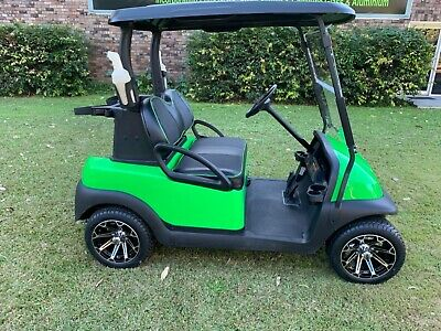 Golf cart Club Car precedent used with near new batteries