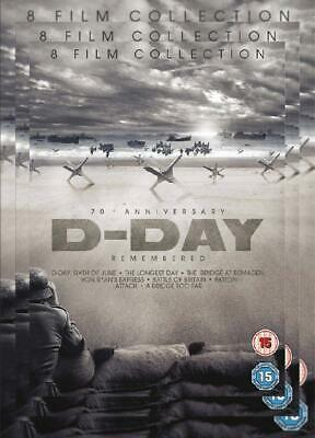 D-Day Remembered - 8-Film Collection [2014]