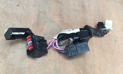 Honda SH125i SH 125 i SH125 i Fuse Box Relays Wiring Harness Connector Plugs