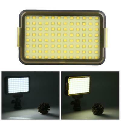 VBESTLIFE PAD160 1350Lm LED Camera Video Light Dimmable Panel for Canon Nikon GD