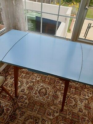 Guildform Formica Dining Table Mid Century Modern