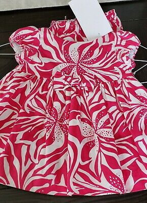 b840ce73c4ce8 LILLY PULITZER BABY Girls 18-24 Months French Fried Lion Cat ...