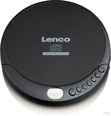 Lenco CD-Player m.Ladefunktion portable CD-200 sw
