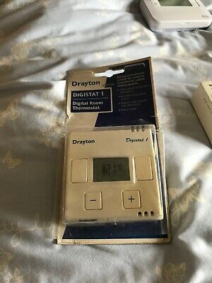 Drayton Digistat1 Digital Room Thermostat