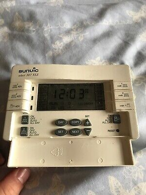 Sunvic Select 307 Xls - Central Heating/ Boiler Control
