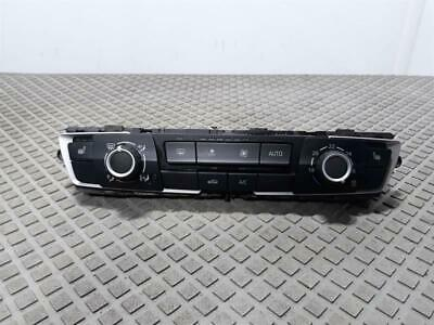2015 BMW 1 Series 2015 On Heater Control Assembly 9354138