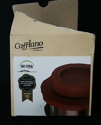 Cafflano Kompact Portable Press Style Coffee Maker Collapsible