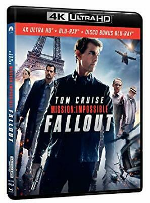 Mission: Impossible - Fallout (4K Ultra Hd) 4K Ultra HD Tom Cruise NUOVO