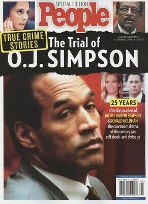 The Trial of O.J. Simpson 2019 People Special Edition