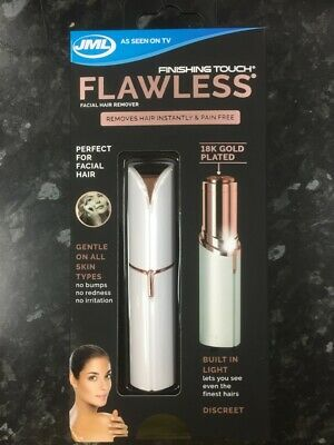 JML Finishing Touch Flawless Facial Hair Trimmer