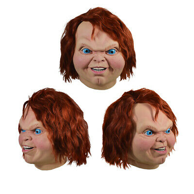 Trick Or Treat Studios Childs Play 2 Evil Chucky Mask