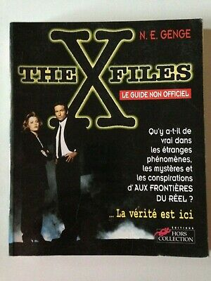 The X Files Le Guide Non Officiel // Ed. Hors Collection 1996