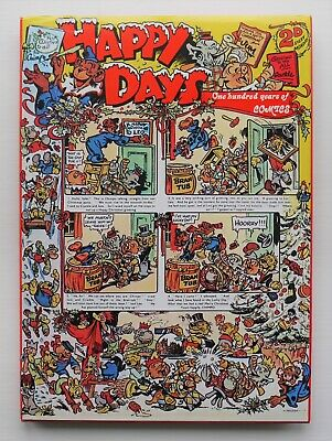 Happy Days: One Hundred Years of Comics book 1988 Gifford phil-comics