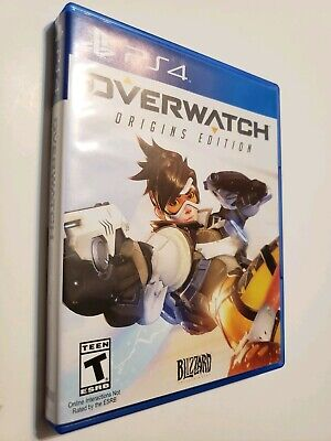 Overwatch: Origins Edition (PS4) FAST SHIPPING