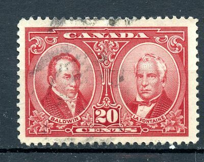 Canada Used #148 Historical Issue Baldwin LaFontaine 1927  G399