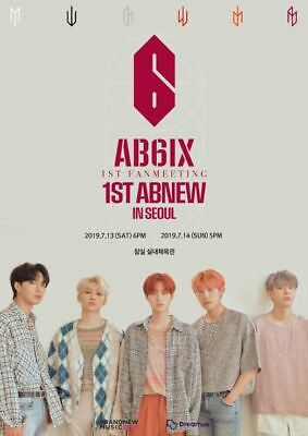 Ab6Ix 1St Fanmeeting Abnew In Seoul Official Goods Member Logo Grip Tok Griptok