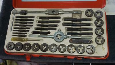 Tap & Die Set,Metric.tools,workshop,shed,car,metalwork,garage,house,hobby,thread