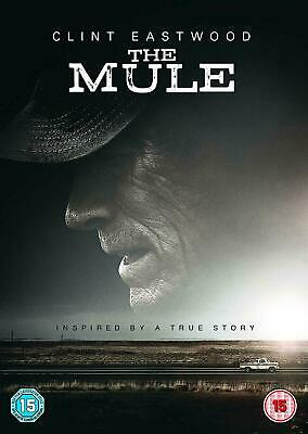 The Mule, Clint Eastwood,DVD New & Sealed