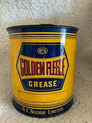 GOLDEN FLEECE 5lb Hex Grease Tin