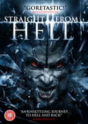 Straight from Hell =Region 2 DVD,sealed=