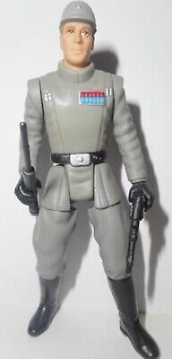 Star Wars Figure -Power Of The Force - Potf2 - Captain Piett - Freeze Frame
