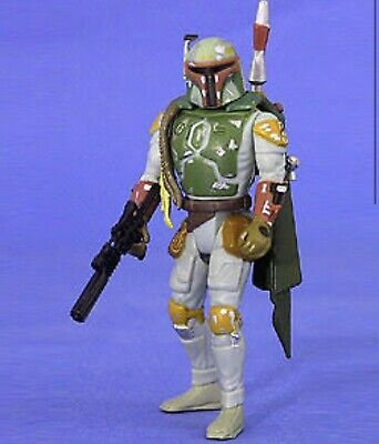 STAR WARS POTF BOBA FETT RED CARD Version. 1995